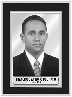Francisco Antonio Coutinho (2011-2012)