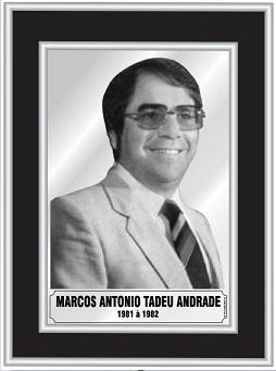 Marcos Antonio Tadeu Andrade (1981-1982)