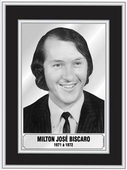 Milton José Biscaro (1971-1972)