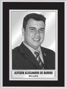 Alysson Alessandro de Barros (2013-2014)