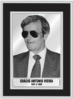 Grácio Antonio Vieira (1997-1998)