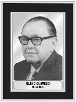 Oleno Quevedo (1975-1976)