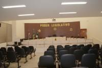 Plenário da Câmara Municipal de Iperó