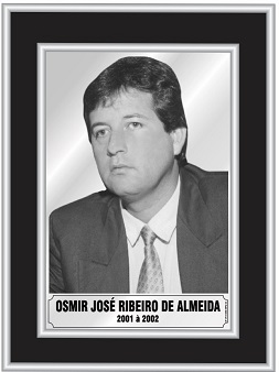 Osmir José Ribeiro de Almeida (2001-2002)