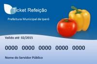 Ticket Refeição